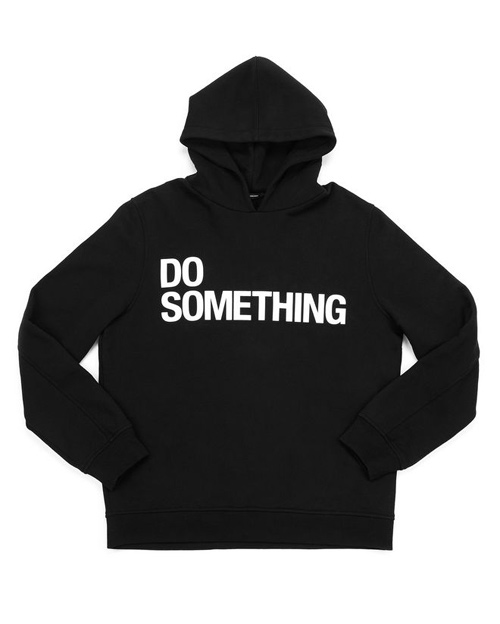 Alexander Wang x DoSomething Black Hoodie