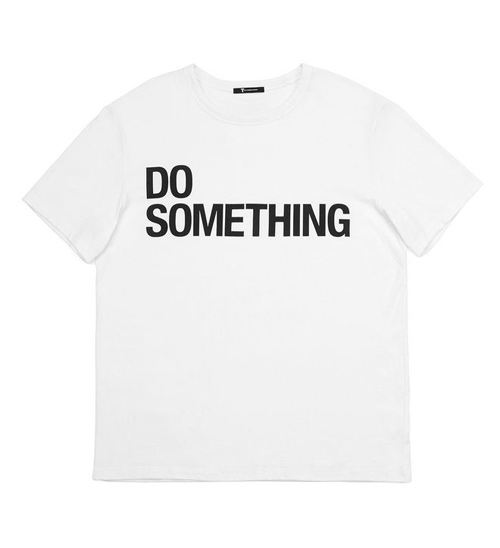 Alexander Wang x DoSomething White Tee