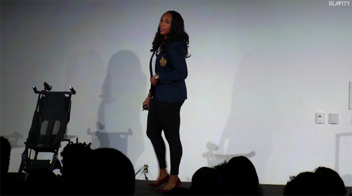 Lightning Talk with Jessica O. Matthews - AfroTech Conference